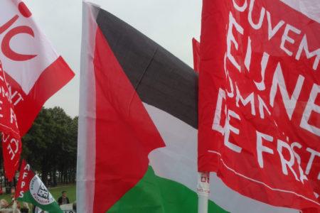 Agissons pour la paix en Palestine !