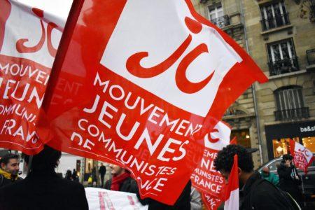 L'heure est au rassemblement des jeunes et étudiants communistes pour relever les défis de la crise