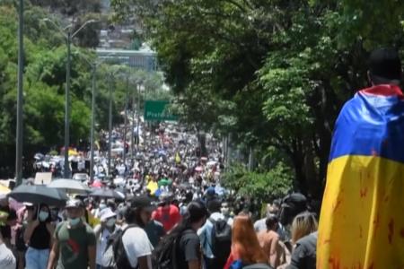 Colombie : Le peuple colombien face à la répression sanglante de Duque